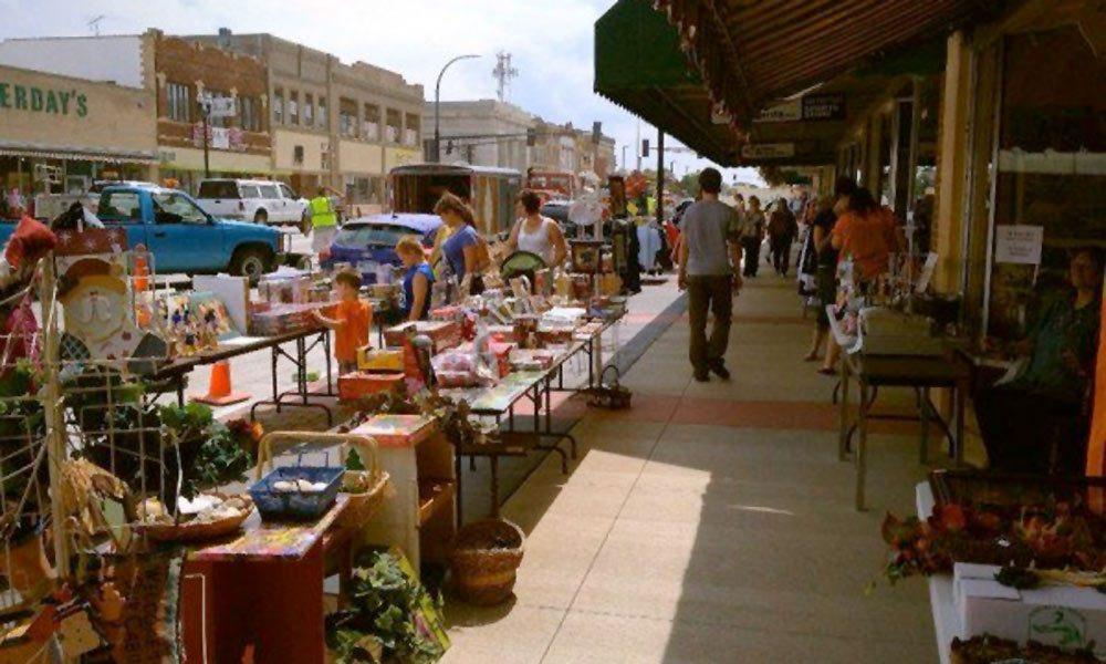 Downtown Alexandria